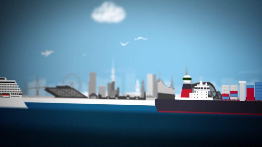 Bild Europäischer Sozialfonds Animation